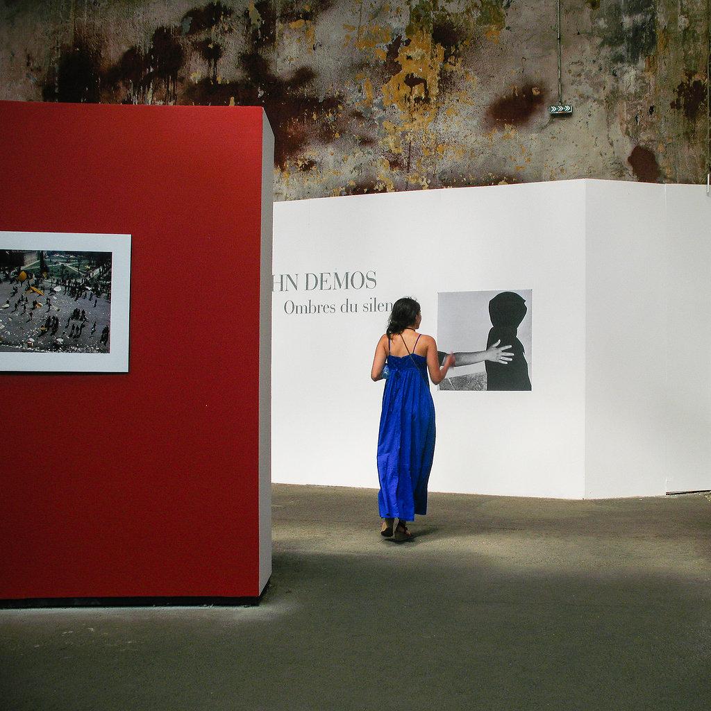 Tricolore / expo Demos / Arles 2008