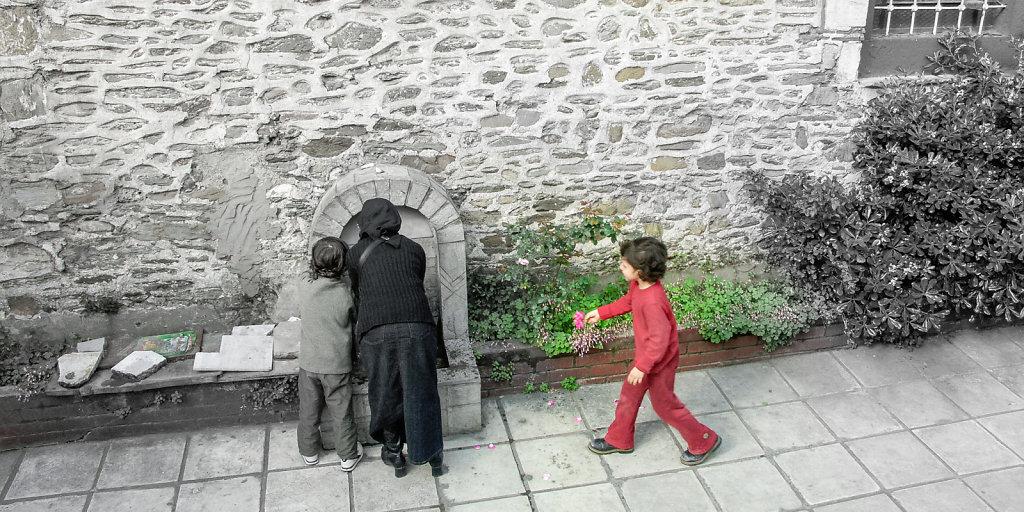 L'apport du peuple grec à l'Europe, Litoxoro, mai 2004